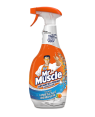 Mr. Muscle Advanced Power Bathroom Care 750ml