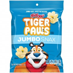 Kellogg's Cereal Snacking Tiger Paws 2oz (56g)