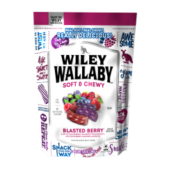 Wiley Wallaby Blasted Berry Licorice 7.05oz (200g)