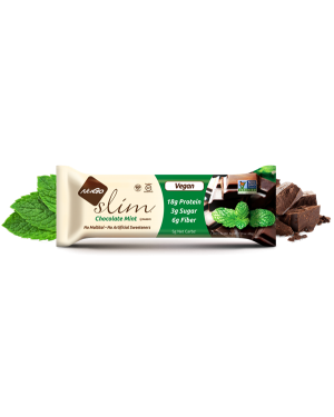 NuGo Slim Chocolate Mint x12