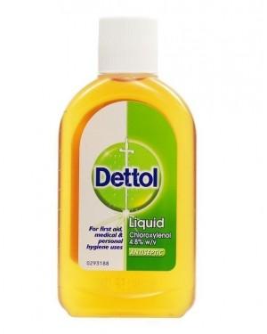 Dettol Antiseptic Disinfectant Liquid 250ml x 12