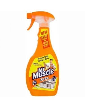 Mr Muscle 5 in 1 Kitchen Spray Cleaner 750ml
