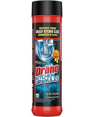 Drano Kitchen Granules 17.64oz (500g)