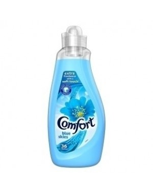 Comfort Blue Skies Concentrate Liquid Fabric Conditioner 1.26L