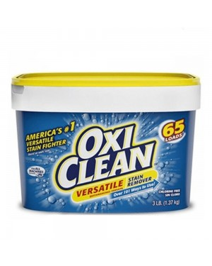 Oxiclean Stain Remover Powder 48oz (1.37kg)