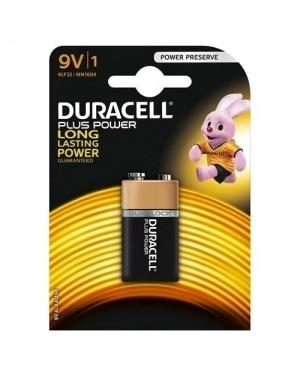 Duracell Plus 9V Batteries
