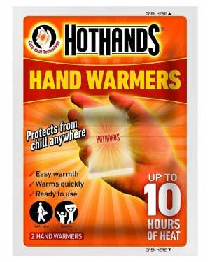 Hot Hands Hand Warmer 10H 2's