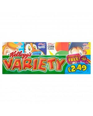 Kellogg's Variety pack 8's PM