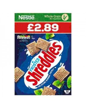 Nestle Frosted Shreddies PM 500g