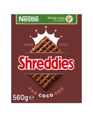 Nestle Coco Shreddies 560g