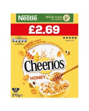 Nestle Honey Cheerios 370g PM