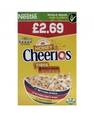 Nestle Honey Cheerios 375g PM