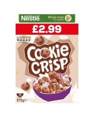 Nestle Cookie Crisp 375g PM