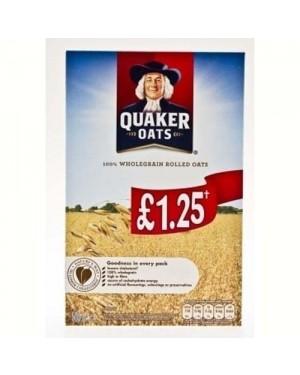 Quaker Oats 500g PM