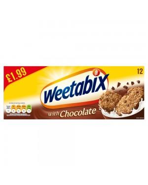 Weetabix Chocolate 12's PM
