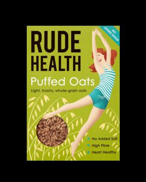 Rude Health Puffed Oats 175g