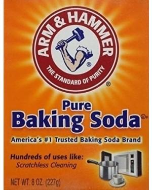 A&H baking Soda 8oz (227g)