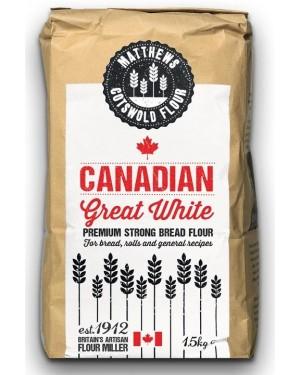 Matthews Cotswold 100% Canadian Flour 1.5kg