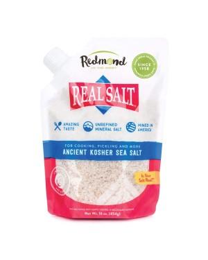 Redmond Real Salt Kosher 16oz (454g) Pouch
