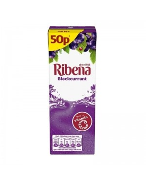 Ribena Blackcurrent Juice Drink 24 x 250ml PM