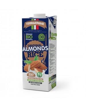 Terraepane Original Almonds Rice Drink with Calcium 1L