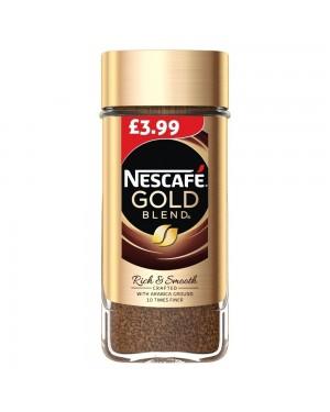 Nescafe Gold Blend Coffee Granules 100g PM