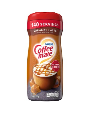 Nestle Coffee Mate Caramel Macchiato Powder Creamer 15oz (425.2g)