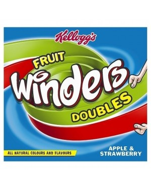 Kellogg's Winders Strawberry & Apple 17g x 6