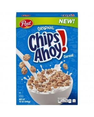 Post Cereals Chips Ahoy 340g (12oz)