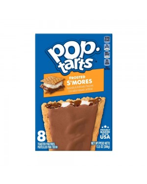 Kellogg's Pop-Tarts Frosted Smores 13.5oz (384g)