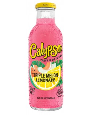 Calypso Triple Melon Lemonade 473ml