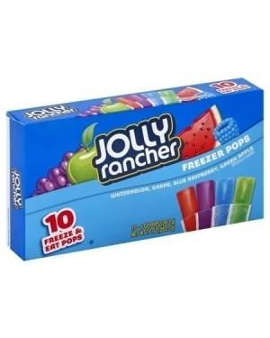 Jolly Rancher Freezer Bar 1oz (28.3g) 10's