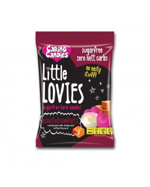Caring Candies Little Lovies Assorted Comforts 100g