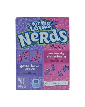 Nerds Grape/Strawberry 1.65oz (46.7g) x 36