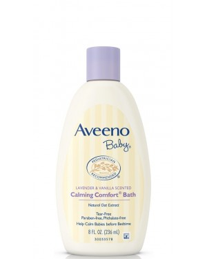 Aveeno Baby Calming Bath 236ml (8oz)