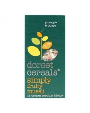 Dorset Cereals Simply Fruity Muesli 410g