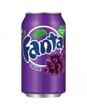 Fanta Grape drink