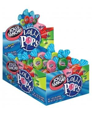 Jolly Rancher Lollipops 4 Flavours 14oz (850g) 50's