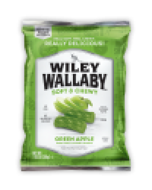 Wiley Wallaby Green Apple Liquorice 7.05oz (200g)