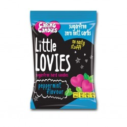 Caring Candies Little Lovies Peppermint 100g