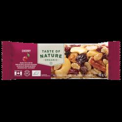 Taste of Nature Cherry Organic 40g x 16