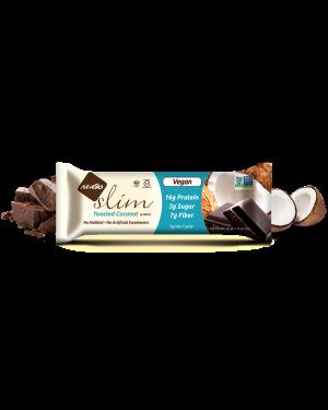 NuGo Slim Toasted Coconut x12