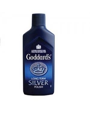 Goddards Long Term Silver Polish Liquid 125ml