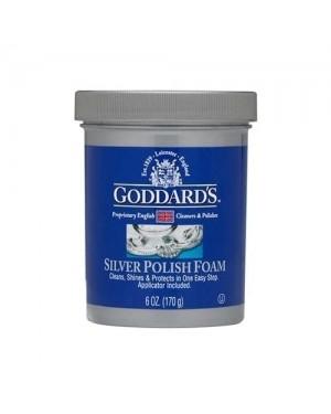 Goddard's Silver Polish Foam 170g