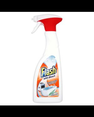 Flash Spray with Bleach 450ml