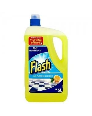 Flash Liquid Fresh Lemon 5L