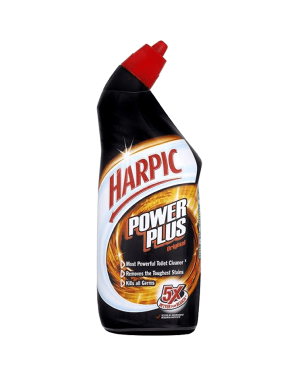 Harpic Limescale Remover Power Plus Black 750ml
