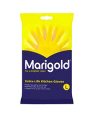 Marigold Kitchen Gloves Large