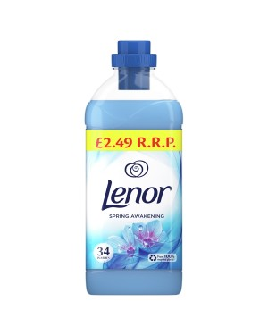 Lenor Concentrate Spring Awakening 1.19L/34W (Blue) PM