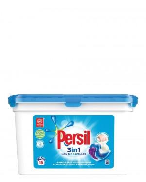 Persil Capsules Non Bio 3-In-1 15s PM